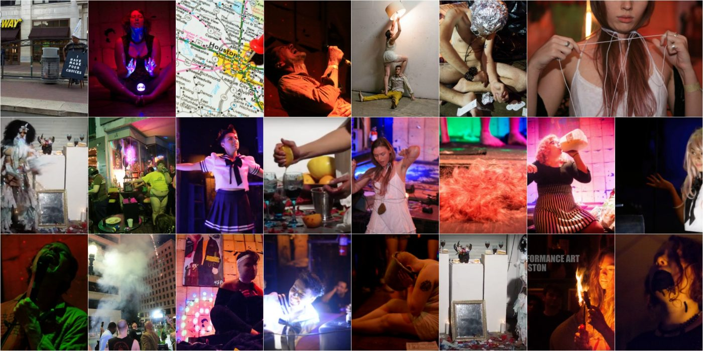 Experimental Action | Performance Art